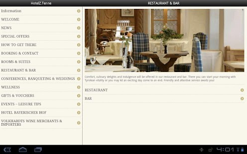 Hotel Zur Tenne Kitzbuehel- screenshot thumbnail