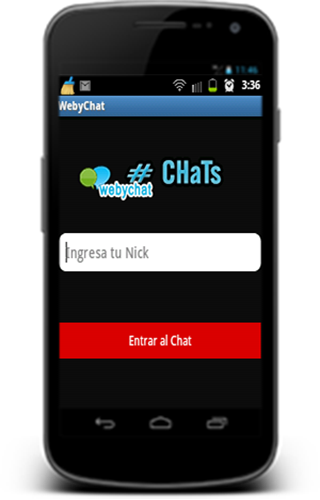 Chat Gratis en Español Online- screenshot