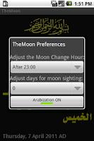 Screenshot of TheMoon