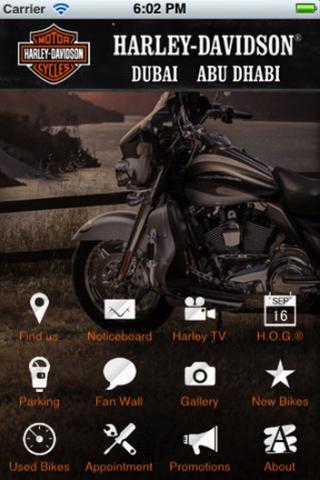Harley Davidson UAE
