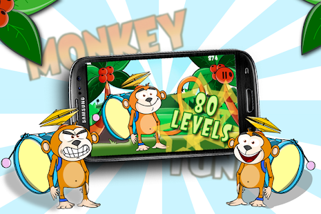 Monkey Tunes- screenshot thumbnail