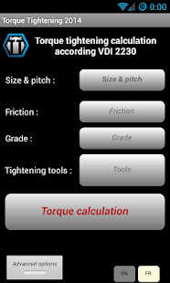 Bolt torque tightening 2015 - screenshot thumbnail