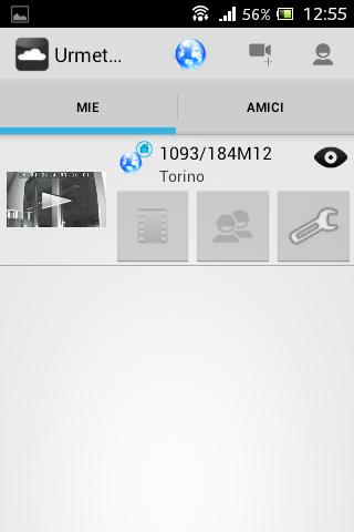 Urmet cloud lite app android su google play for Urmet cloud