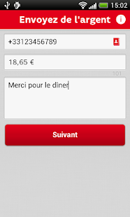 SFR PayCard - screenshot thumbnail