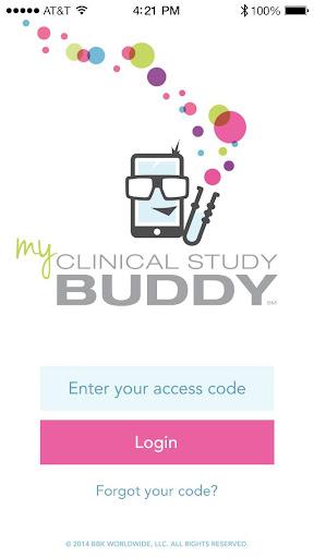 My Clinical Study Buddy