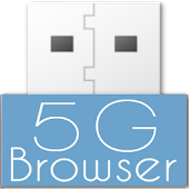 5G Speed Up Internet Browser