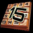 數字推盤遊戲 icon