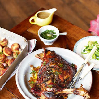 Mothership Sunday roast lamb