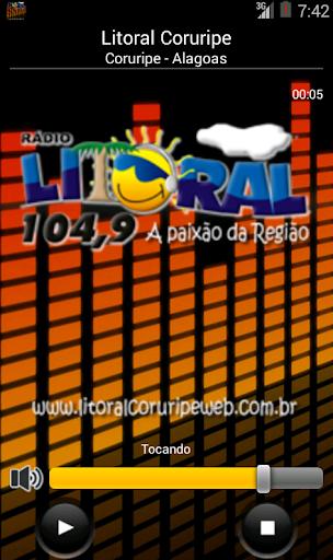 Litoral Coruripe 104.9 MHZ