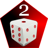 2 Dice Roller - 6 sided