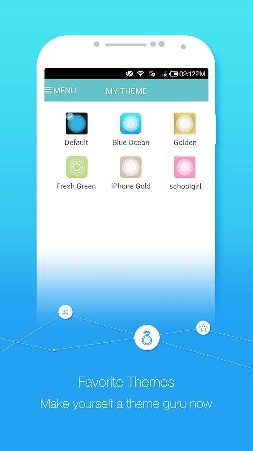 EasyTouch Classic - screenshot