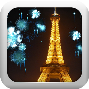 Tải Real Fireworks Live Wallpaper APK