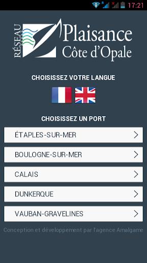 Marinas Plaisance Côte d'Opale