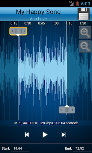 【免費音樂App】MP3 Cutter and Ringtone Maker♫-APP點子