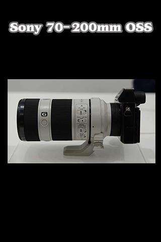 FE 70-200mm F4 G OSS Tutorial