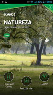 iGeo Natureza- screenshot thumbnail