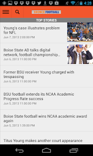 BSU Football - Idaho Statesman - screenshot thumbnail