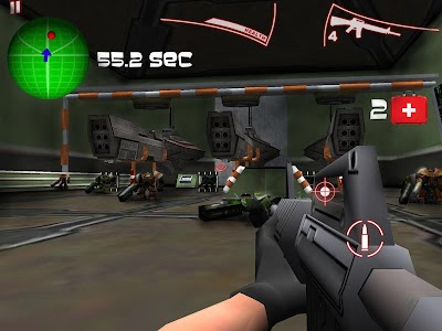 Robots Attack Shooter 3D Free v1.3.1