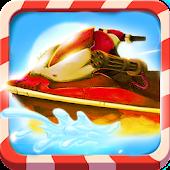 Ski boat racing 3D