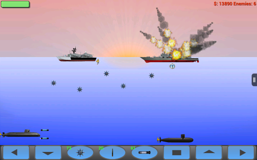 Submarine Attack HD