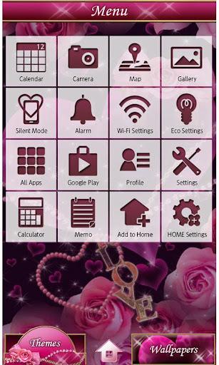 Hearts and Roses Wallpaper 1.7 Windows u7528 2