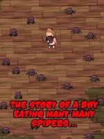 Screenshot of The Spiderboy Evolution