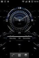 Screenshot of ROCHE Designer Clock Widget