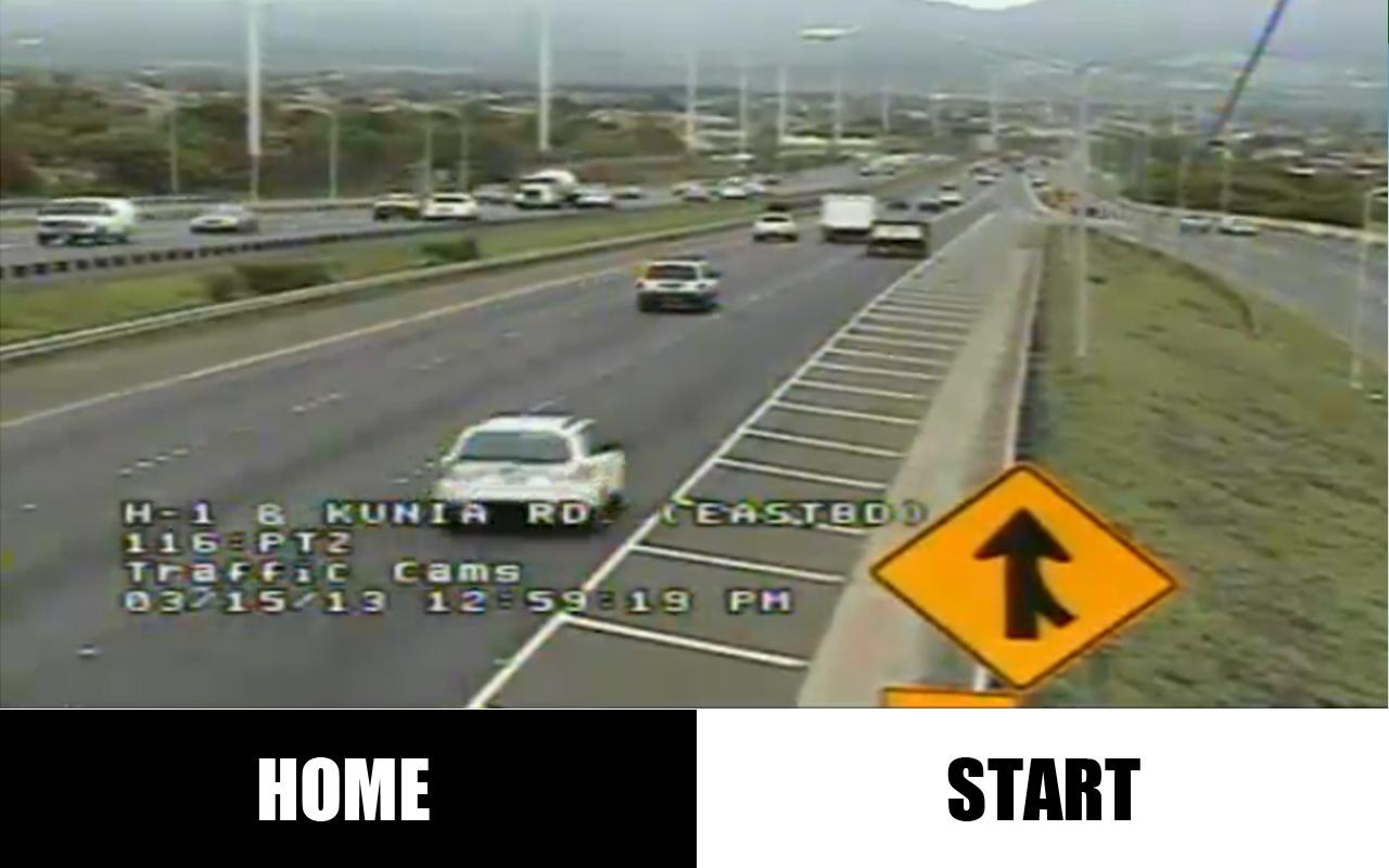 Hawaii Live Traffic Cams- screenshot