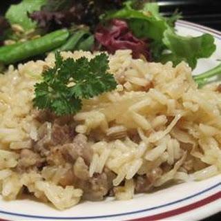 German Rice Recipes.