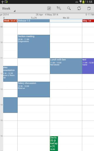 【免費生產應用App】Zoom Calendar-APP點子
