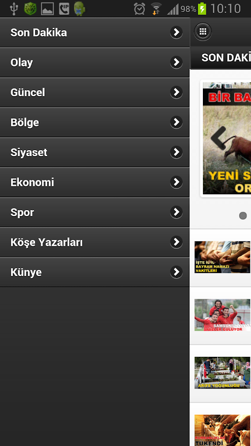 Samsun Haber - Android Apps on Google Play