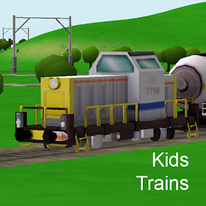 Kids Trains for PC and MAC