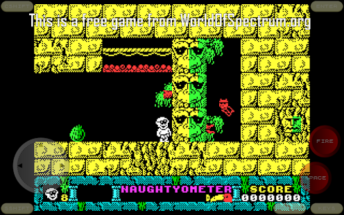Speccy - ZX Spectrum Emulator- screenshot thumbnail