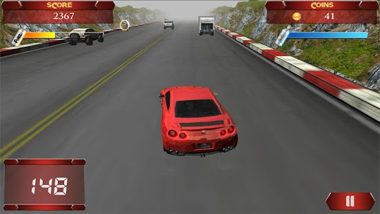 SpeeD Drive Traffic Rush - screenshot thumbnail