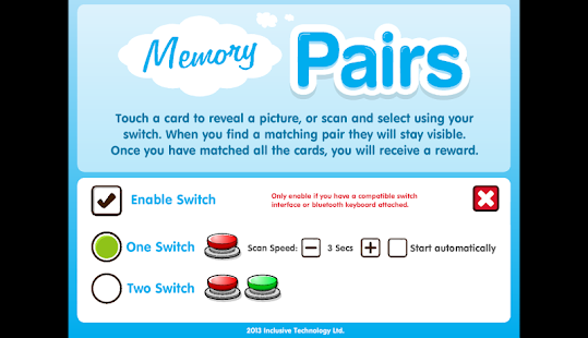 Memory Pairs- screenshot thumbnail