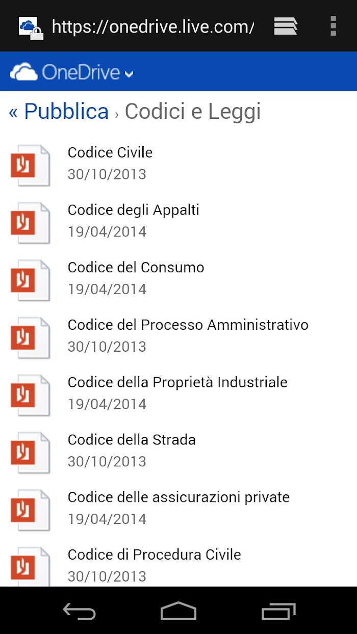 Calendario Lezioni Unict.Unict Lex V8 2 Sviluppata Da Addario Marco For Android Apk