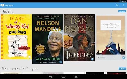 Google Play Books Screenshot 22