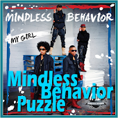 Mindless Behavior Puzzle Game