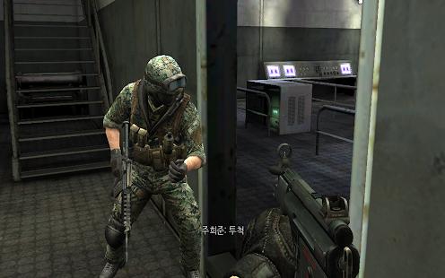 스페셜포스 퍼스트미션 - FPS 게임 - screenshot thumbnail