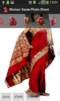 Screenshot of Women Saree Photo Shoot
