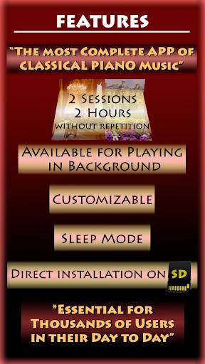 【免費健康App】古典鋼琴輕鬆的音樂-APP點子