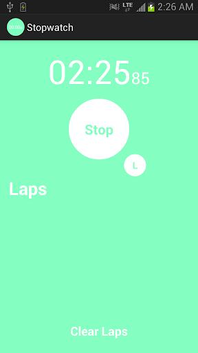 玩工具App|Stopwatch免費|APP試玩