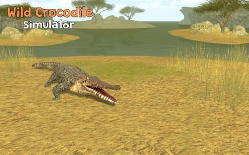 Wild-Crocodile-Simulator-3D 6