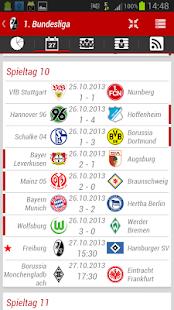 SC Freiburg App - screenshot thumbnail