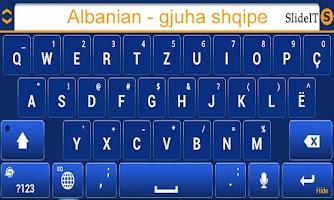 Screenshot of SlideIT Albanian Pack