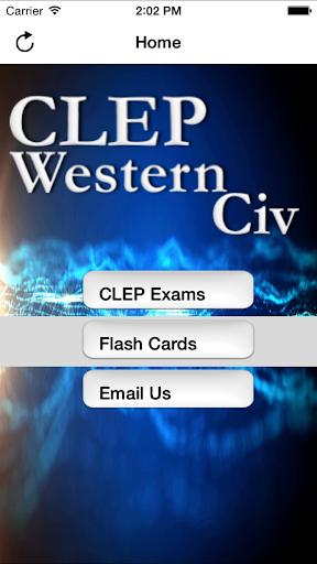 CLEP Western Civilization