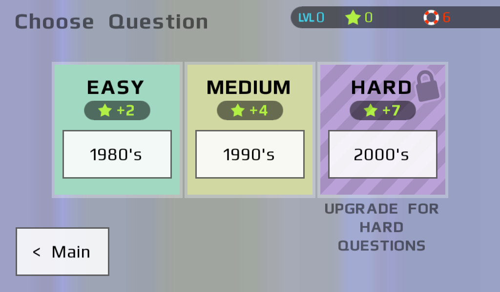 Hockey Trivia: Questions Game- screenshot
