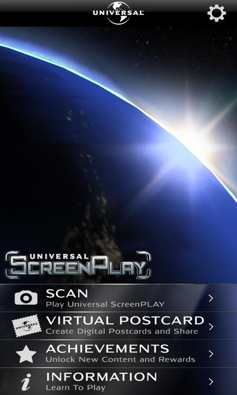 Universal ScreenPlay - screenshot