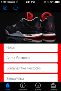 Sneakerheads - 'Restock Guide'