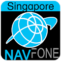 NAVFone GPS SG logo